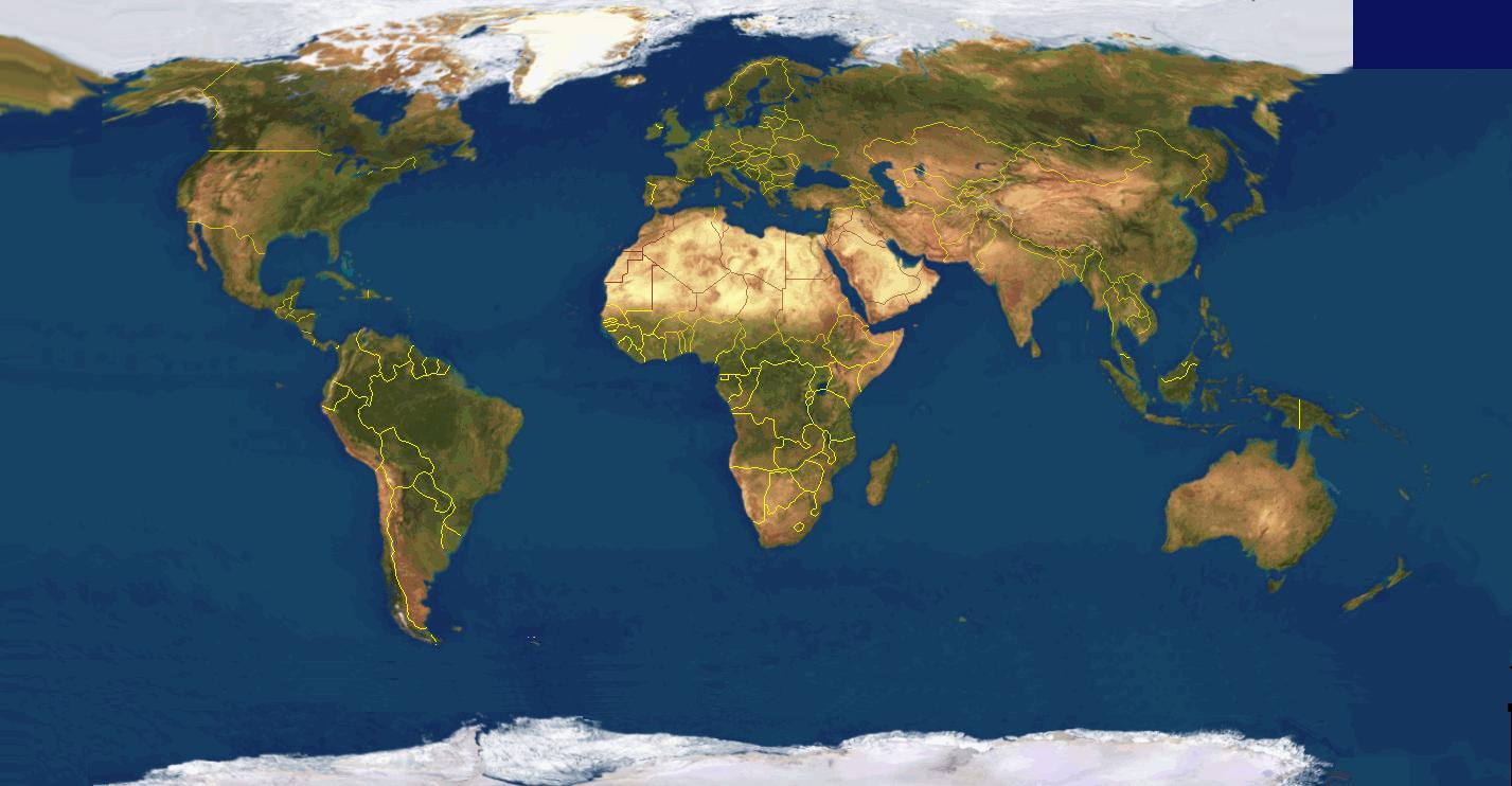 Karakters van volken en landen in de wereld met de 12 sterrenbeelden